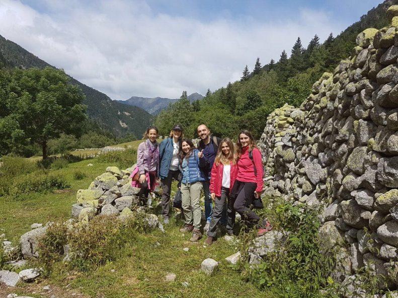 Hiking ramio Madriu 2017 Andorra