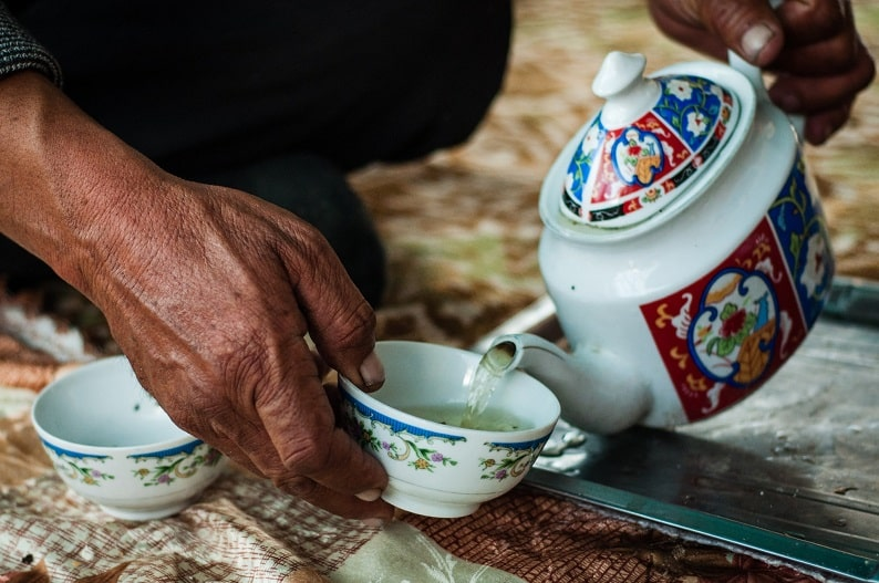 Tajikistan Tea