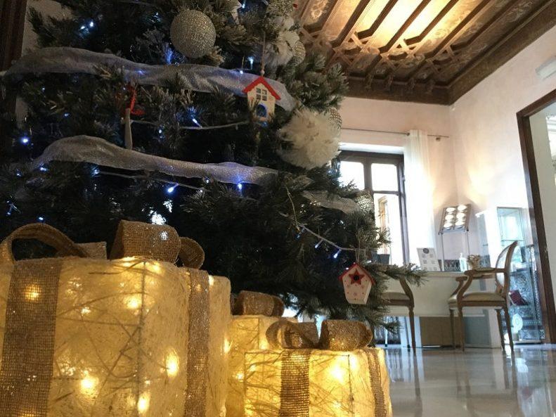 new Year at Hospes Palacio de los Patos 5 star hotel Granada Spain