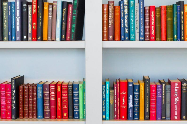 Spanish Writers Bookshelf