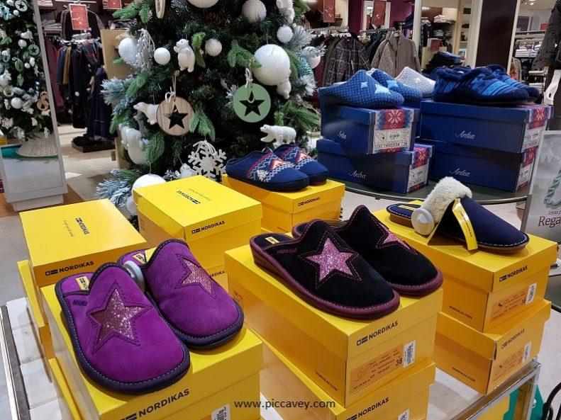nordikas slippers zapatillas-
