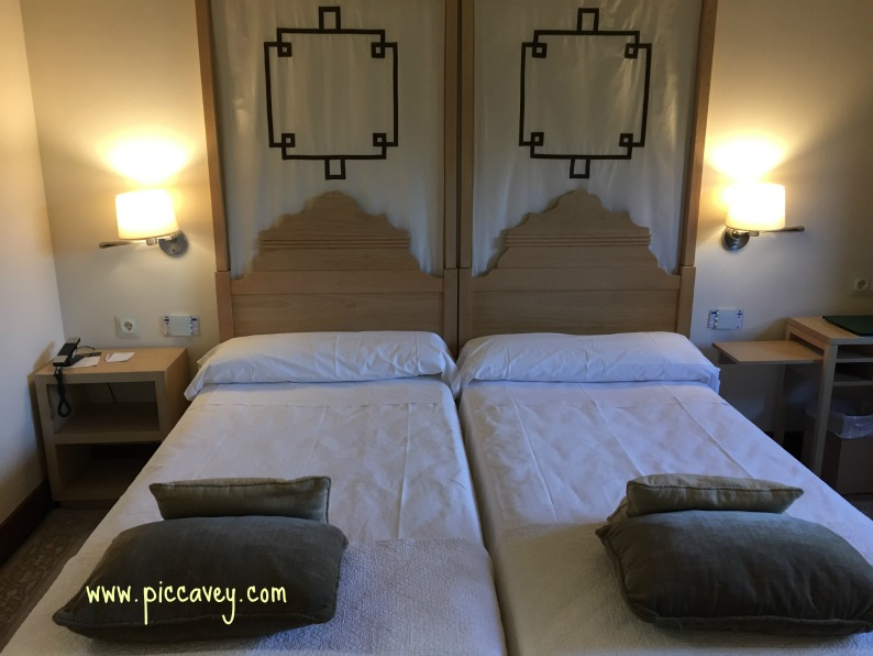 Sleep in history at the Parador Granada Spain