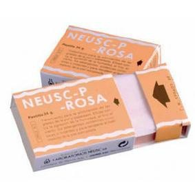 Neusc P Rosa Dry Skin Treatment Spanish Cosmetic Brands