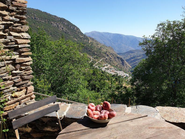 Alpujarra House views Bubion