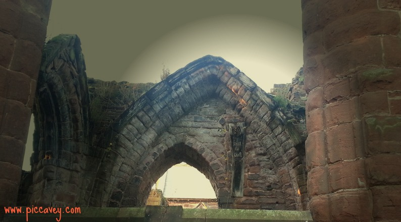 St Johns Ruins Chester