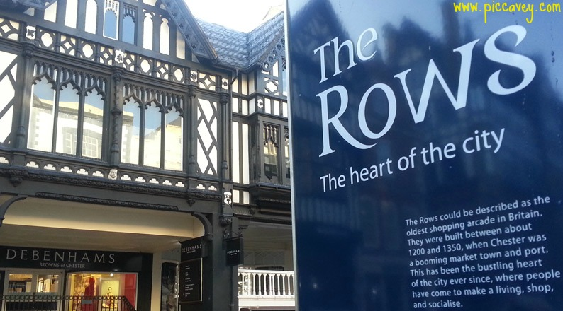 The Rows Chester