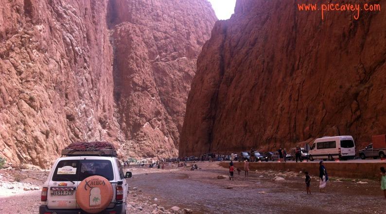 Todra Gorge Morocco