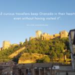 15 Granada Quotes: The Magic of Granada Spain