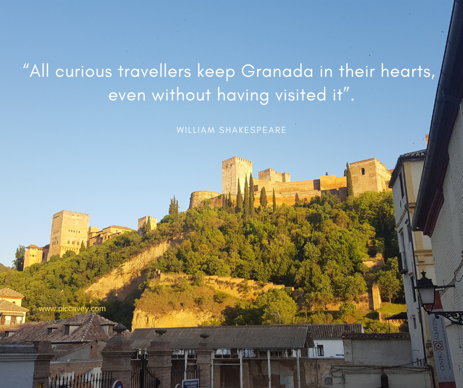 15 Granada Quotes: The Magic of Granada Spain